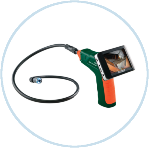 digital fiberoptic boroscope