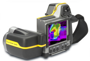 NYC mold inspection infrared camera